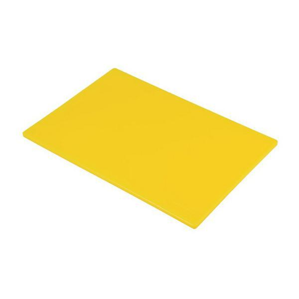 Chopping-Board---YELLOW--Cooked-Meat-