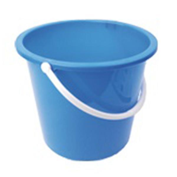 Plastic-Bucket-Blue-10Ltr