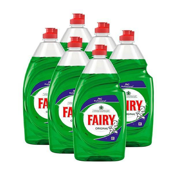 Fairy Wash Up Original 900ml CASE