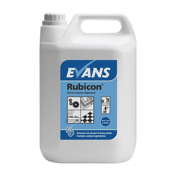 Evans-Rubicon-Oil---Greaser-Rem-5L