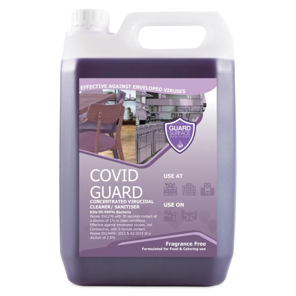 Covid-Guard-Concentrated-35-:-1-Fragrance-Free---5L