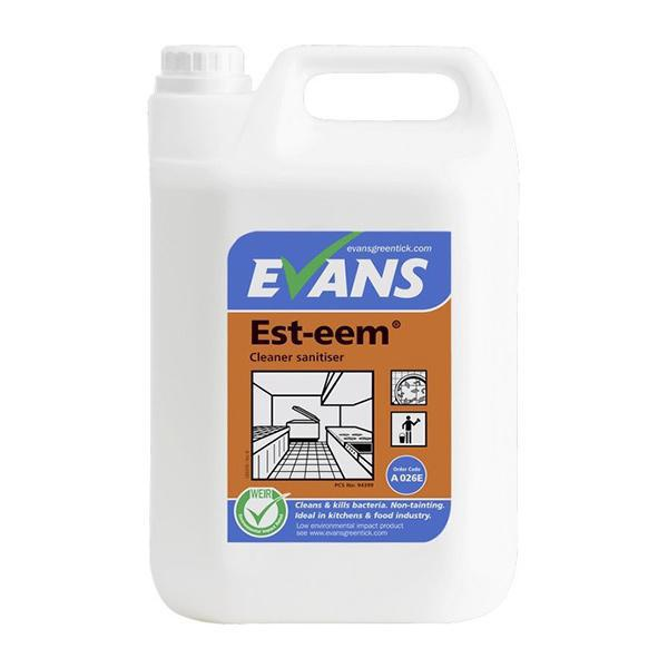 Evans Est-Eem Kitchen Sanitiser 5L