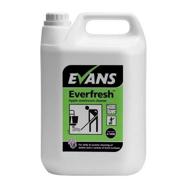 Evans-Everfresh-Apple-Toilet-Cleaner-5L