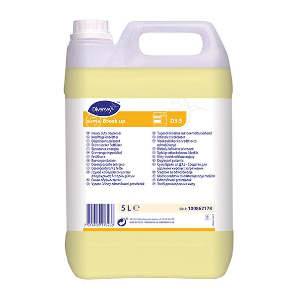 D3.5 Suma Break Up Heavy Duty Degreaser 5L