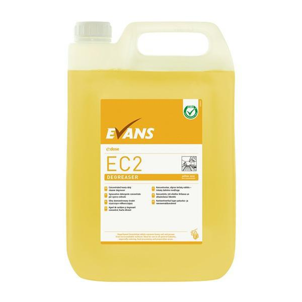 EC2 Heavy Duty Cleaner & Degreaser 5L