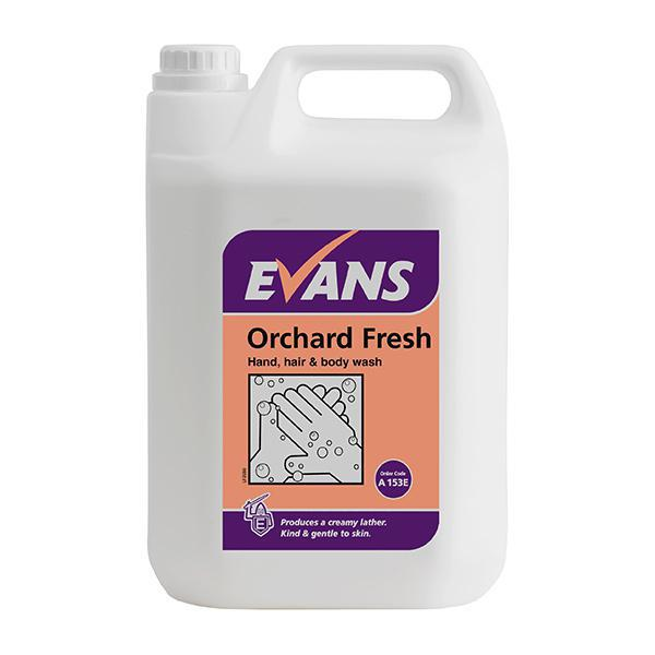 Evans Orchard Fresh Soap 5ltr