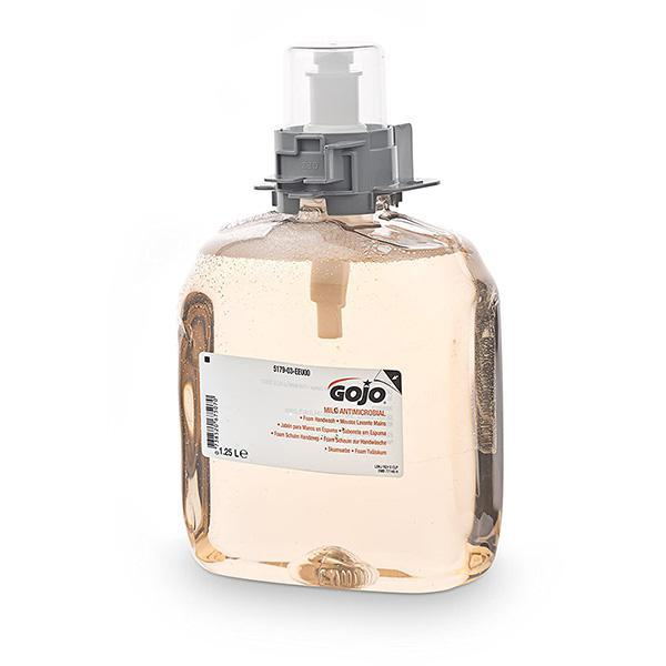 GOJO-Antimicrobial-Plus-Foam-Handwash-FMX™-1250-mL