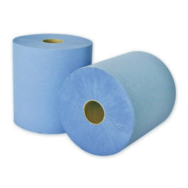 Kruger Control Roll 1ply Blue 175m