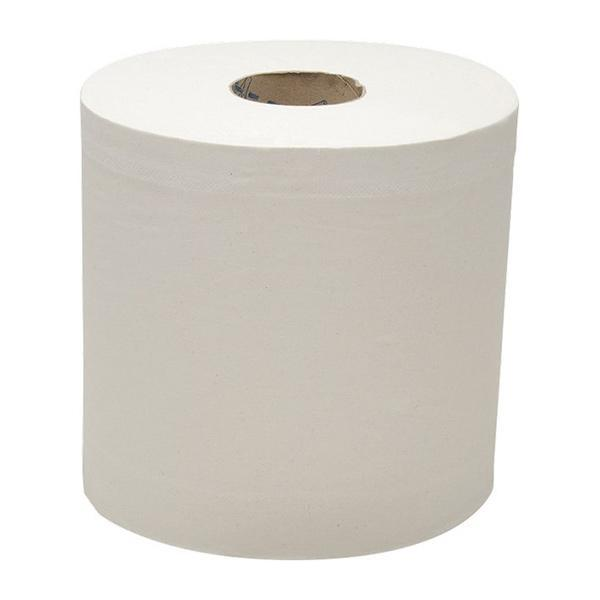 White Centrefeed 2 Ply Towel Rolls 150mtr