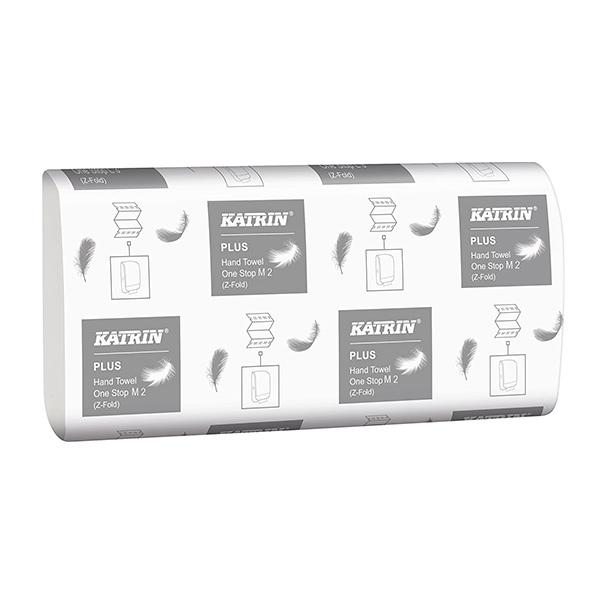Katrin-Plus-H-Towel-M2-2ply-White-345201