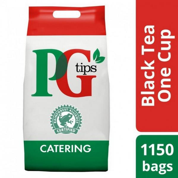 PG Tips 1150 One Cup Bags