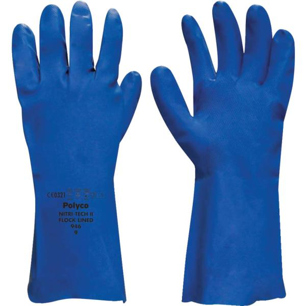 Extra-Large-10-Blue-Nitri-Tech-Nitrile-Glove