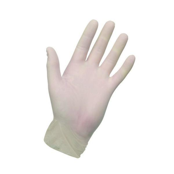 Large Prestige Soft Vinyl Non-Powdered Gloves