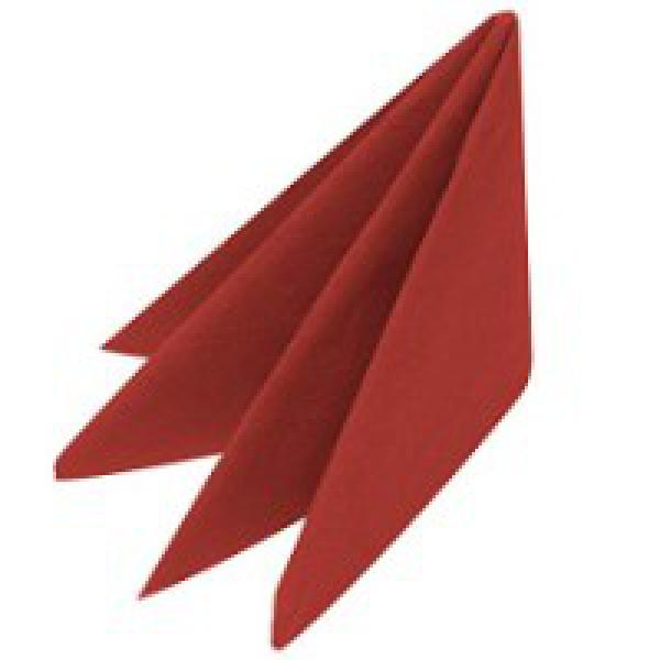 25cm-Cocktail-Napkins---2ply---Red